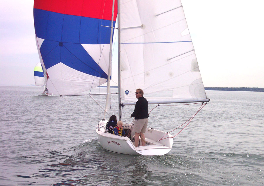 Shumway Marine Ideal 18 Sailboats