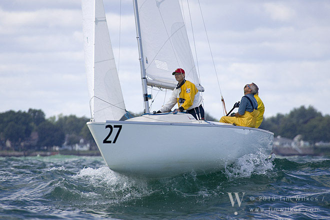 Shumway Marine - Sonar Sailboats